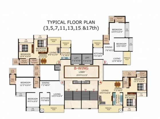 Vision Phoenix Heights Cluster Plan