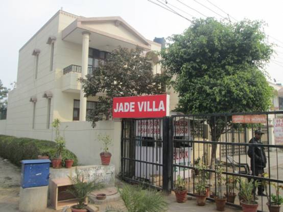 Ansal Jade Villa Elevation