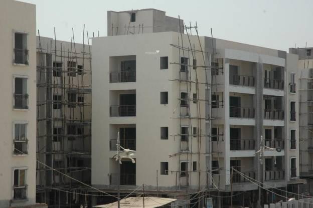 Arihant Escapade Construction Status