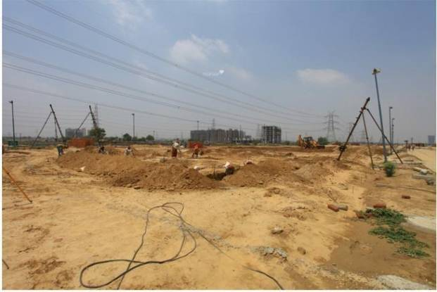 Unitech Espace Nirvana Country Construction Status