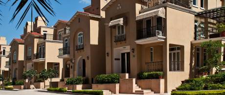 Emaar The Palm Springs Villa Elevation