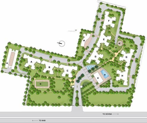 Bestech Park View City 2 Master Plan