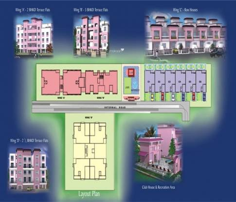 Yugal Willed Ways Site Plan