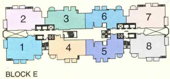 DLF Richmond Park Cluster Plan