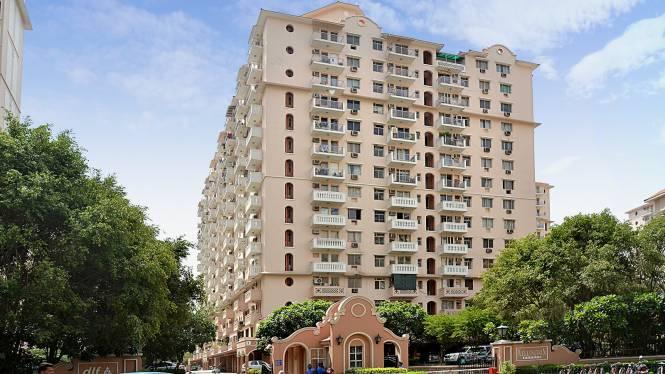 DLF Wellington Estate Elevation