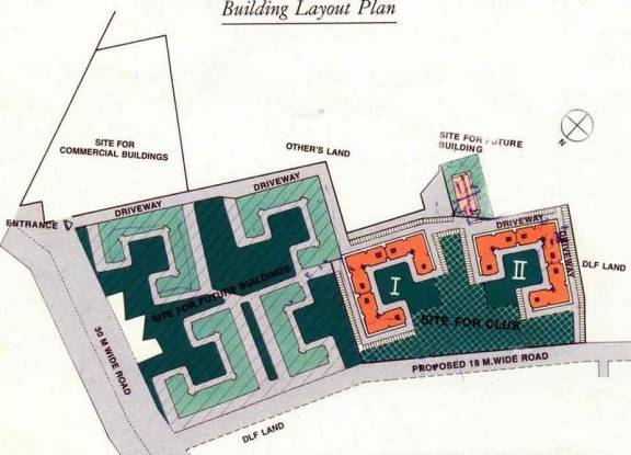 DLF Wellington Estate Site Plan