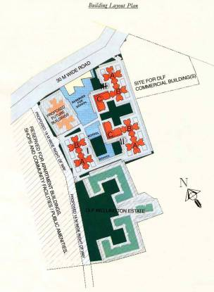 DLF Princeton Estate Master Plan