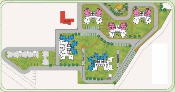 Today Homes Callidora Layout Plan