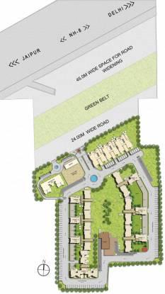 Akme Raaga Site Plan