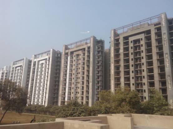 Satya The Hermitage Construction Status