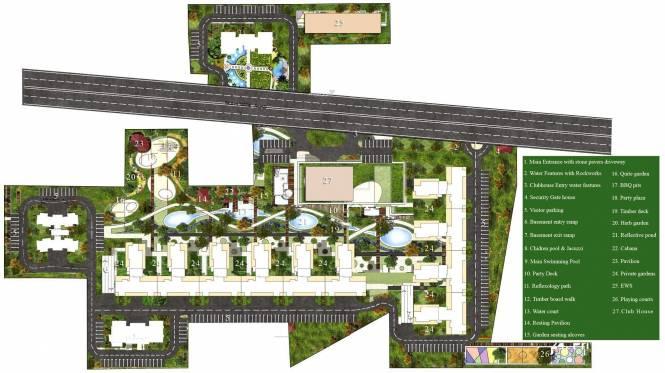 Anant Madelia Site Plan