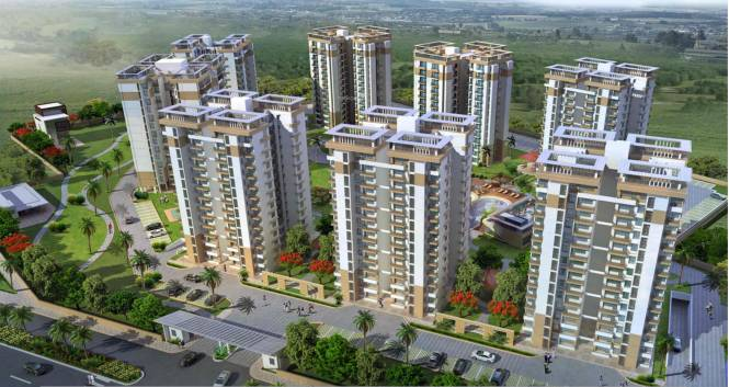 Shree Flora Elevation