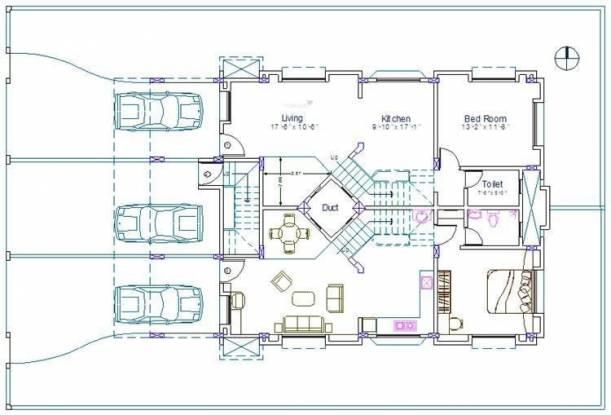 Phinix Deliya Cluster Plan