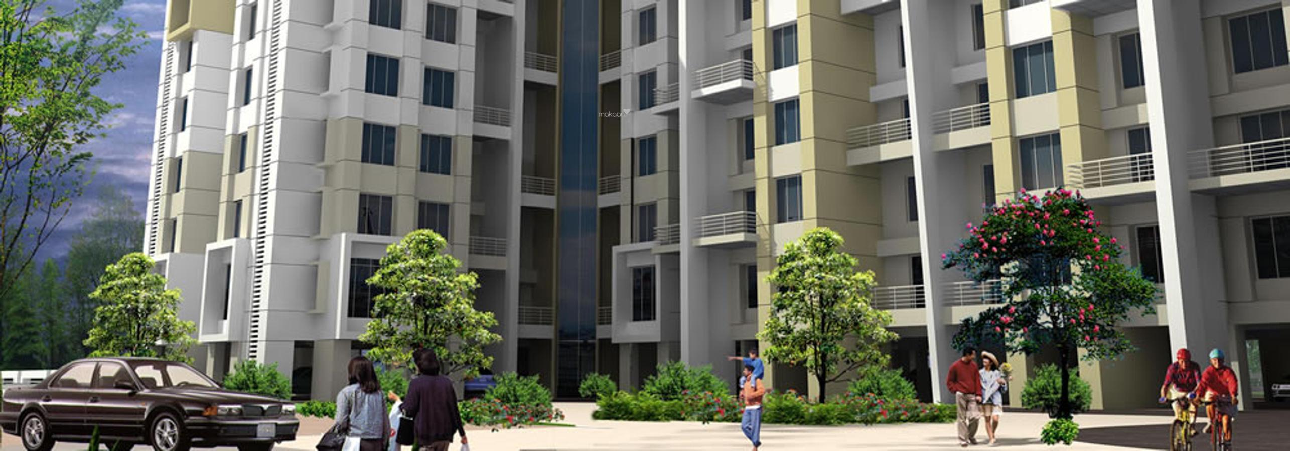 809 sq ft 2BHK 2BHK+2T (809 sq ft) Property By Raviraj Real Estate In Sara, Baner