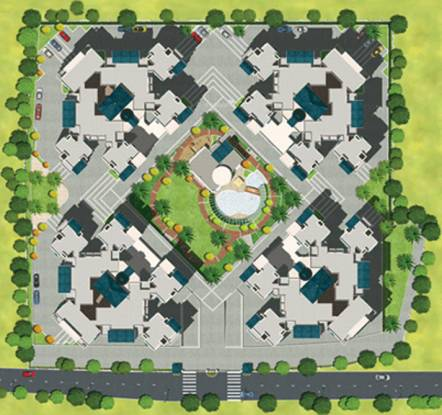 Rachana Beverly Hills Site Plan