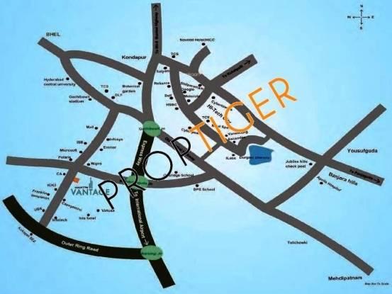 Ansal Sunshine County Location Plan