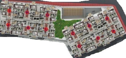 Aratt Royal Citadel Cluster Plan