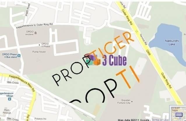 3Cube Elil Abode Location Plan