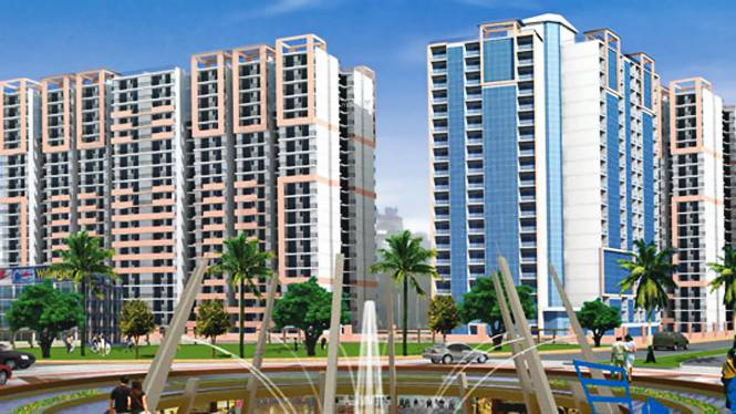 Gaursons Gaur Global Village Elevation