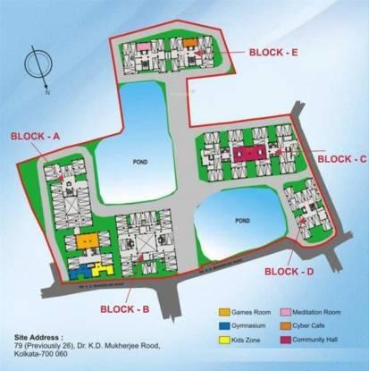 Skyline Skyline Apartments Site Plan
