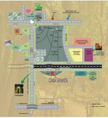 Earthcon Casa Grande Location Plan