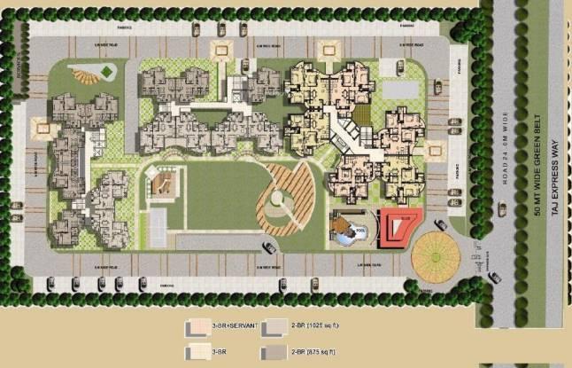 Earthcon Casa Grande Site Plan