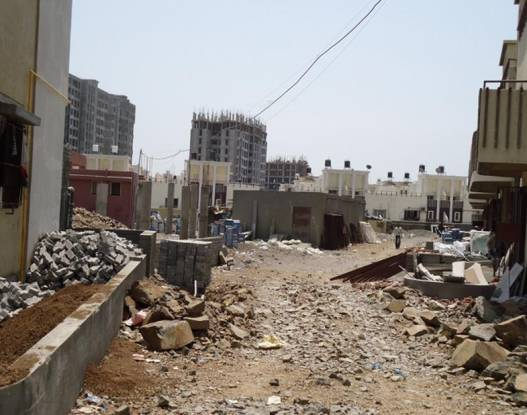 Bhandari Chrrysalis Construction Status