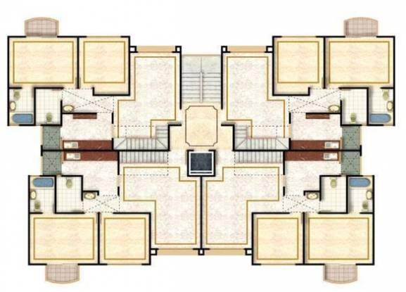 Niho Saffron Scottish Garden Cluster Plan