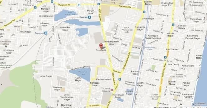 Landmark Homestead Location Plan