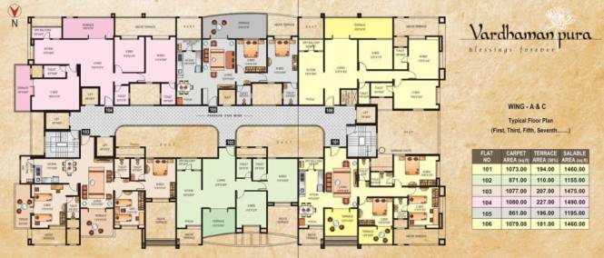 Suyog Vardhamanpura Cluster Plan