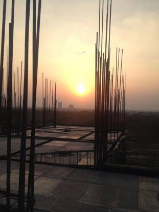 Sree Hima Sai Lake View Towers Construction Status