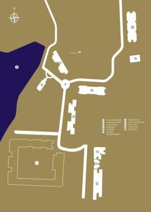 Hiranandani Lake Verandahs Layout Plan