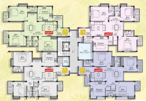 Green Ajanta Cluster Plan