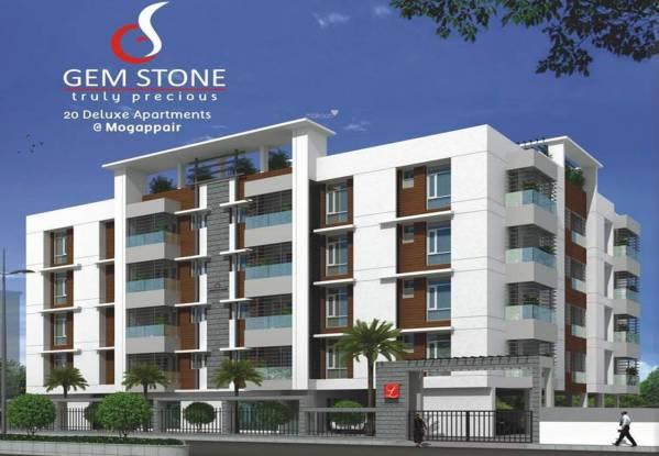 Landmark Gem Stone Elevation