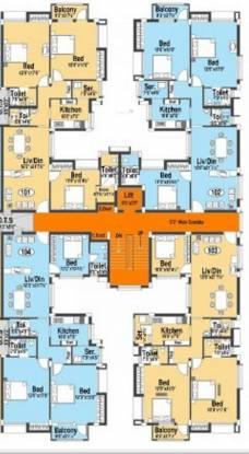 Doshi Etopia 1 Cluster Plan