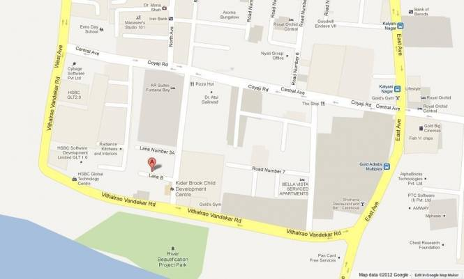 Marvel Crescent Location Plan