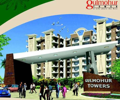 SVP Gulmohur Tower Elevation