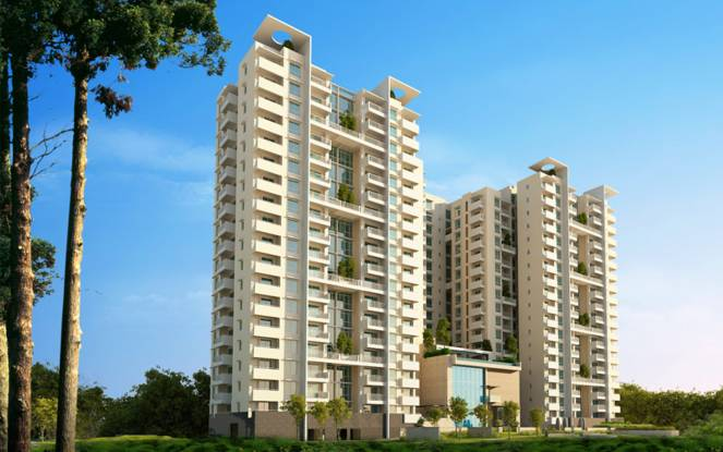 NCC Ivory Heights Elevation