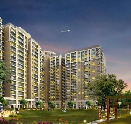 DLF Commanders Court Elevation