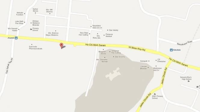 Multicon Multicon Enclave Location Plan