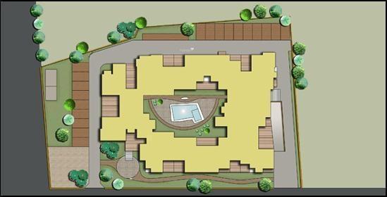 Janhavi Nivas Site Plan