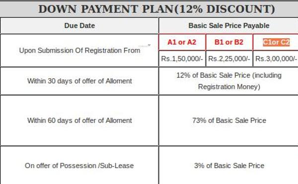 Divine Divine Meadows Payment Plan