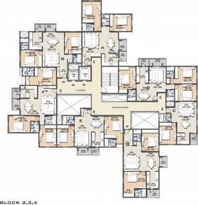 Arya Hamsa Cluster Plan