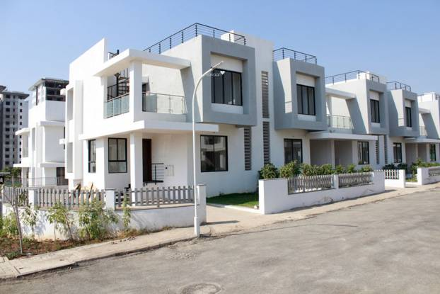 Kolte Patil Ivy Villa Elevation