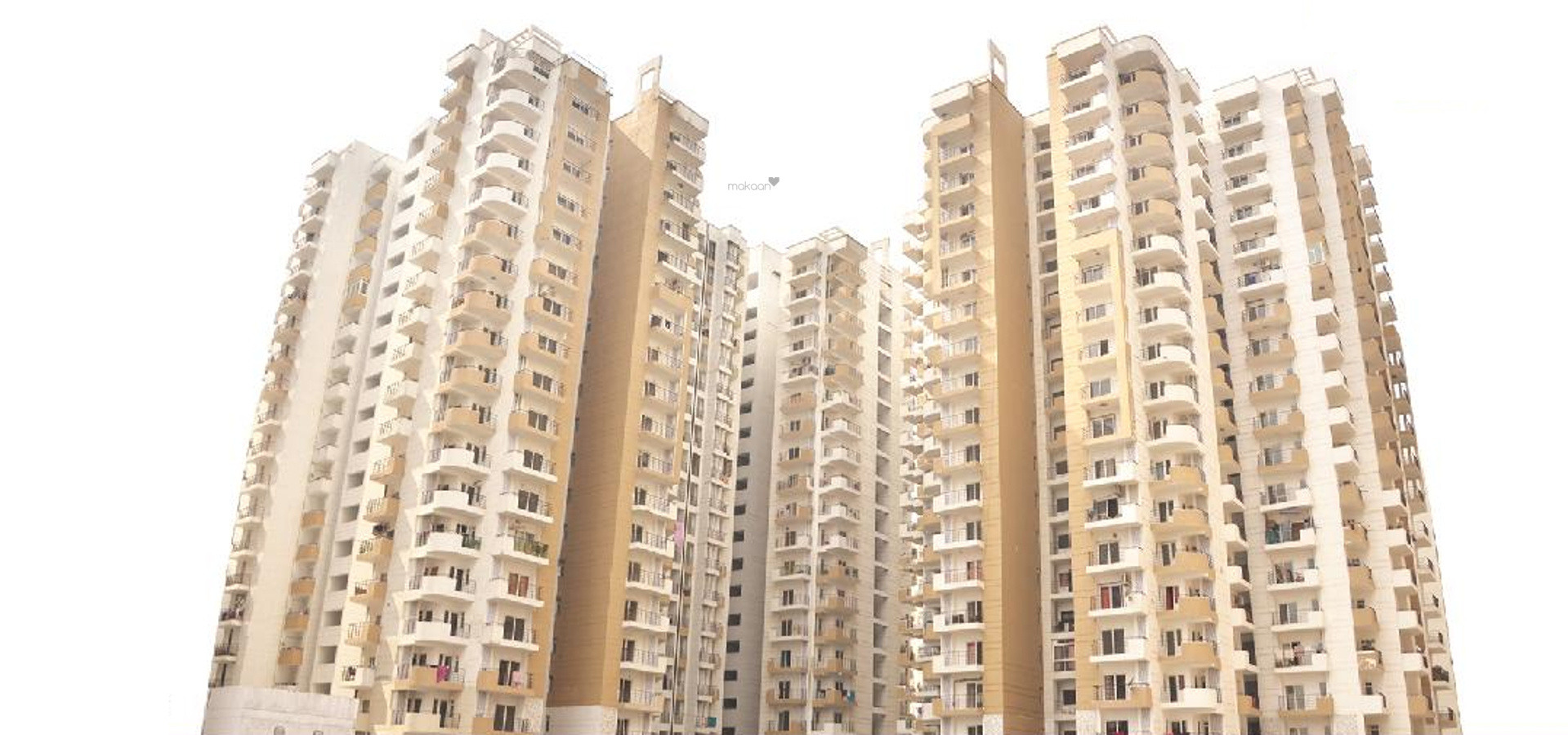 1765 sq ft 3BHK 3BHK+4T (1,765 sq ft)   Study Room Property By Ajmani Estates In Zenith, Sector 77