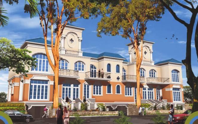 Ideal Ideal Villas Elevation