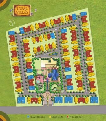 Ideal Ideal Villas Master Plan