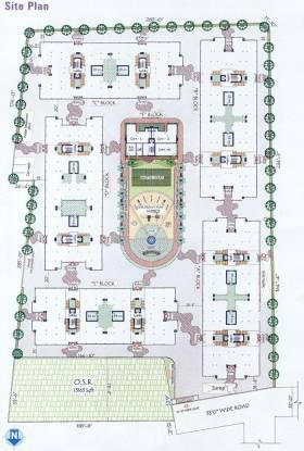 DABC Abhinayam Phase 1 Site Plan
