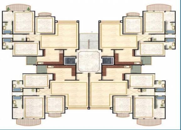 Niho Jasmine Scottish Garden Cluster Plan