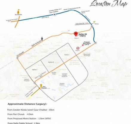 MI Stellar MI Legacy Location Plan